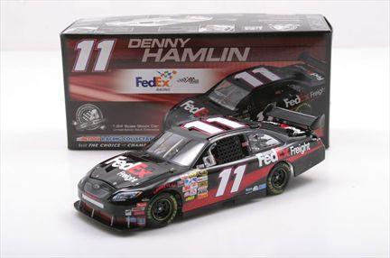 Denny Hamlin #11 FedEx Freight 2008 Camry