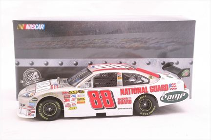 Dale Earnhardt Jr. #88 National Guard 2008 Impala SS Brushed Metal