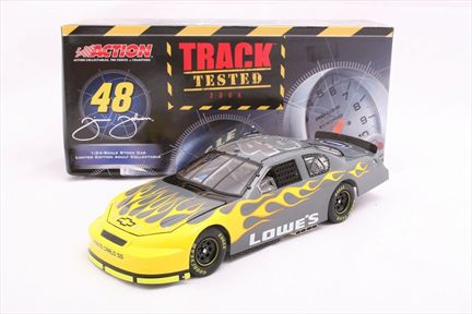 Jimmie Johnson #48 Lowe's / Track Tested 2006 Monte Carlo