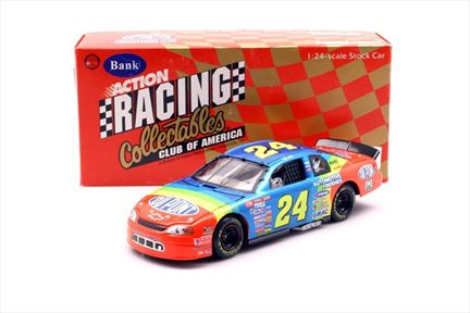 Jeff Gordon #24 Dupont 1998 Monte Carlo Bank