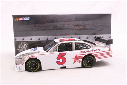 Dale Earnhardt Jr. #5 All Star Test Car 2008 Impala SS Brushed Metal