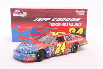 Jeff Gordon #24 DuPont / Performance Alliance 2006 Monte Carlo SS