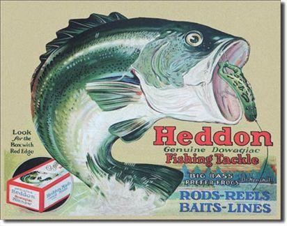 Heddon - Frogs