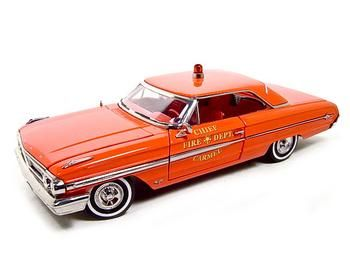 Ford Galaxie 500 1964 Chief Fire Dept.