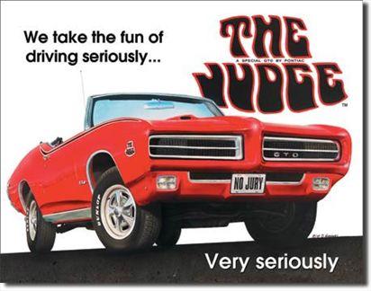Pontiac GTO - The Judge