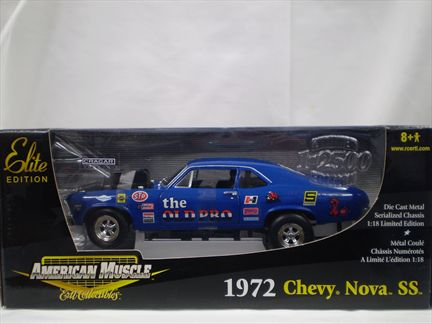 Chevy Nova SS 1972