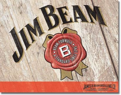 Jim Beam - Woodcut
