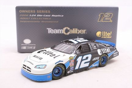 Ryan Newman #12 Alltel 2006 Charger Owners Series