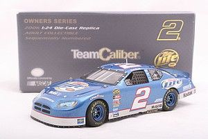 Kurt Busch #2 Miller Lite 2006 Charger Owner Series