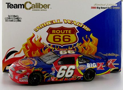 Darrell Waltrip #66 Big Kmart 2000 Ford Taurus Owners Series