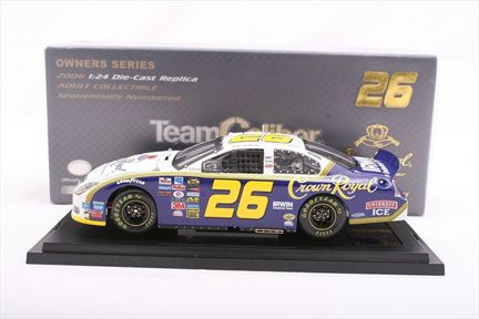 Jamie McMurray #26 Crown Royal Night 2006 Ford Fusion Team Caliber Owners Series