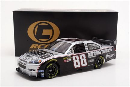 Dale Earnhardt Jr. #88 National Guard / 3 Doors Down Citizen Soldier 2008 Impala SS Club Car