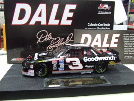 Dale The Movie Dale Earnhardt #3 Goodwrench 1995 Monte Carlo Car 7 in a Series of 12