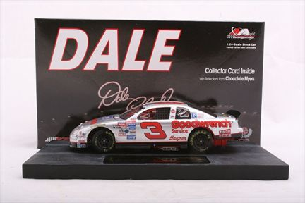 Dale The Movie Dale Earnhardt #3 Goodwrench 1995 Monte Carlo Car 9 in a Series of 12
