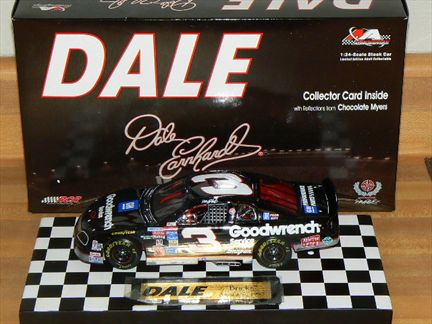 Dale The Movie Dale Earnhardt #3 Goodwrench 1995 Monte Carlo Car 10 in a Series of 12