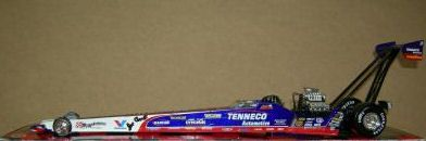 Joe Amato #3 Tenneco 1998 Top Fuel Dragster