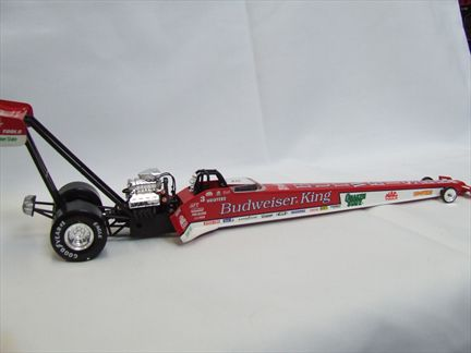 #3 Budweiser King of Beers Top Fuel Dragster Special Edition