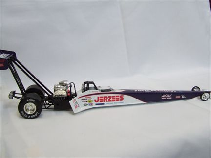 Bob Vandergriff Jr. Jerzees Top Fuel Dragster