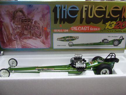 The fuelers Diecast Series Beebe & Mulligan The Fighting Irish
