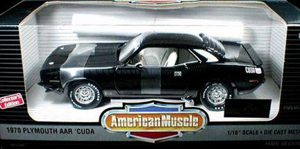 Plymouth AAR Cuda 1970 (1 in stock)
