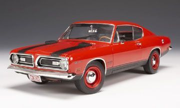 1969 Plymouth Barracuda 440  **1 left**
