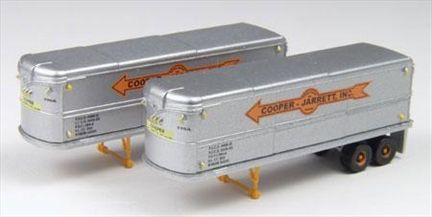 Cooper-Jarrett - 32' Aerovan Trailer Set