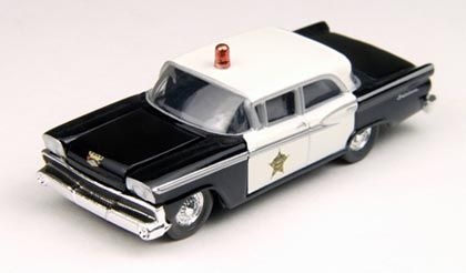 1959 Ford Fairlane Police Car