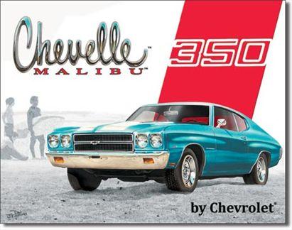 Chevelle Malibu 350