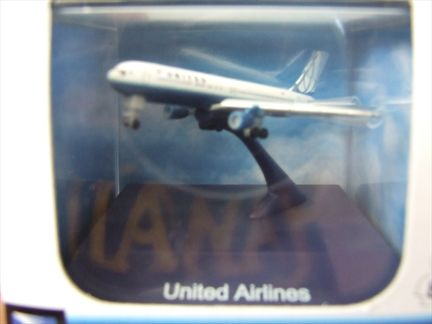 Boeing 767-300 United Airlines