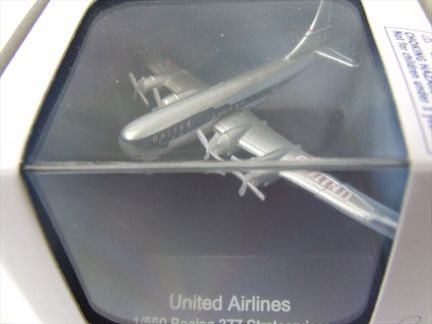 Boeing 377 Stratocruiser United Airlines