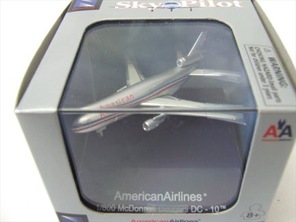 McDonnell Douglas DC-10 American Airlines