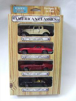 American Classics Set 1:64