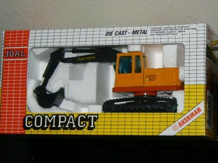 AKERMAN H7c Excavator