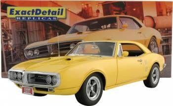 Car Craft Magazine 1967 Pontiac Firebird 400