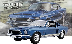 1968 Shelby G.T. 500KR