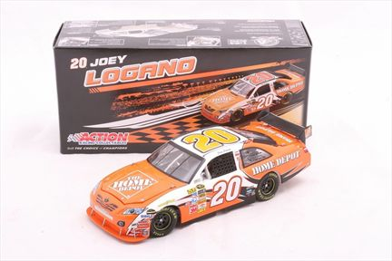 Joey Logano #20 The Home Depot 2009 Camry