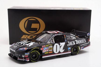 Clint Bowyer #07 Jack Daniels Salute the Troops 2008 Impala SS Club Car