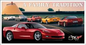 Corvette C6 A Family Tradition