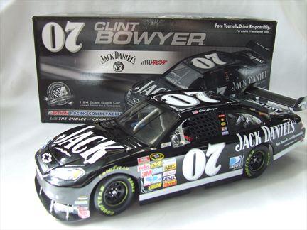 Clint Bowyer #07 Jack Daniels 2008 Impala SS