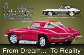 Corvette Sting Ray  From Dream... To Reality