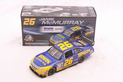 Jamie McMurray #26 Irwin Tools 2008 Fusion