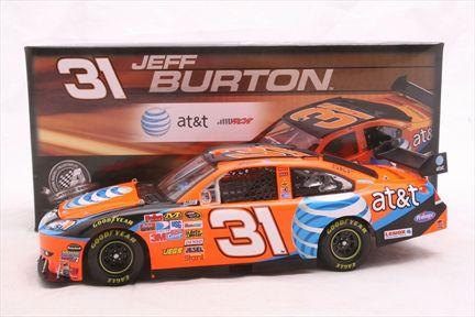 Jeff Burton #31 AT&T 2008 Impala SS