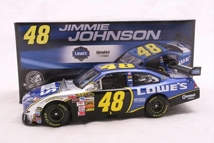 Jimmie Johnson #48 Lowe's 2008 Impala SS