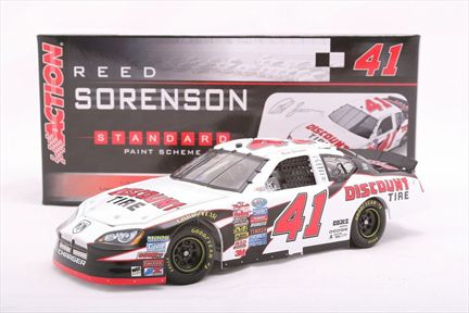 Reed Sorenson #41 Discount Tire 2006 Charger