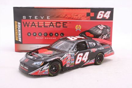 Steve Wallace #64 Jackson Roscoe Foundation 2006 Charger