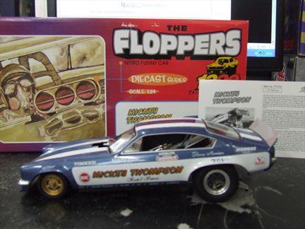 Mickey Thompson Chevrolet Vega Funny Car