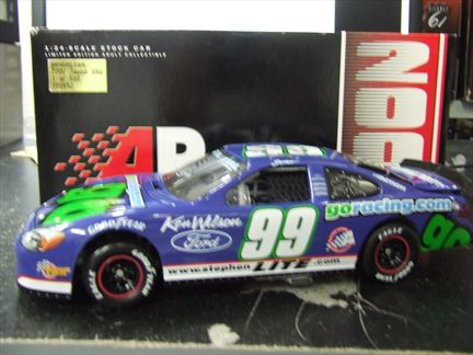 Stephen Leicht #99 Goracing.com 2000 Ford Taurus Elite