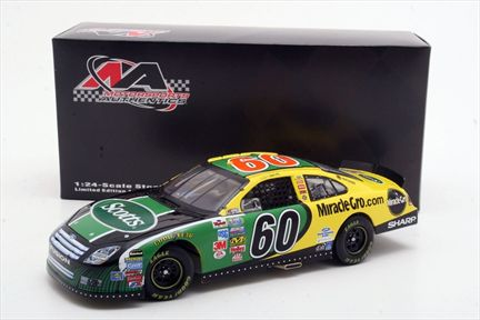 Carl Edwards #60 Scotts Busch Champion 2007 Fusion Owners Club Select