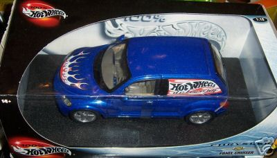 Chrysler Panel Cruiser Custom Hot Wheels Delivery