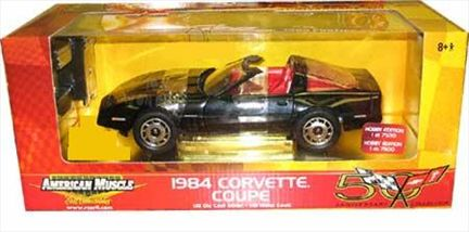 1984 Chevrolet Corvette Coupe